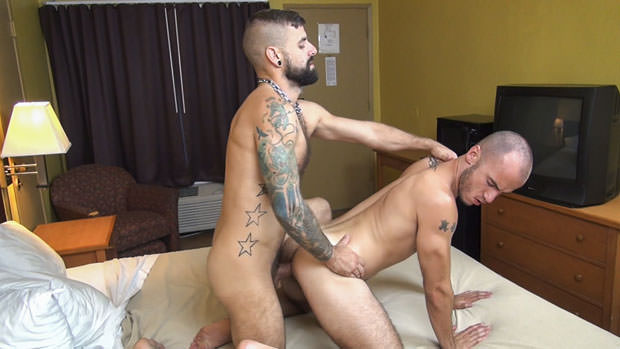 Jon Shield and Cam Christou - RawFuckClub.com