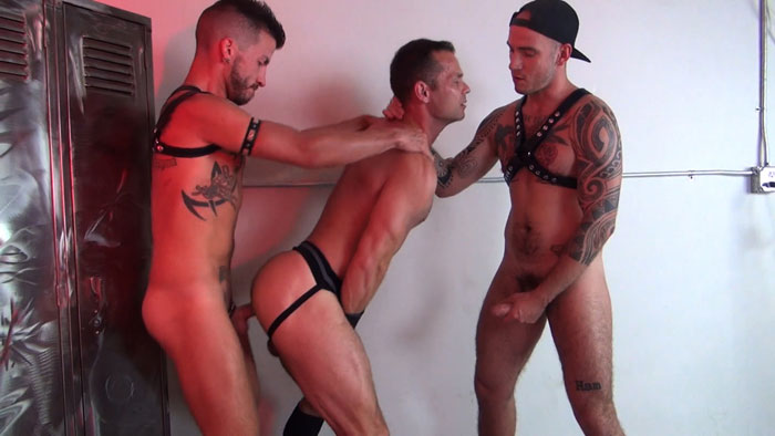 Owen Hawk, Justin Case and Cam Christou - Raw Fuck Club