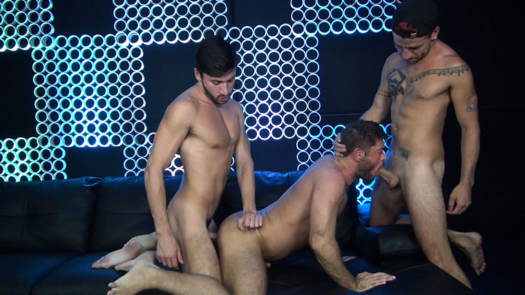 Justin Case, Sean Duran, Scott DeMarco, Jack Andy and Jace Chambers - Raw Fuck Club