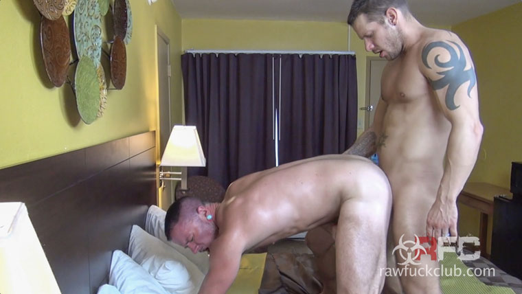 Shane Frost and Max Cameron - RawFuckClub.com