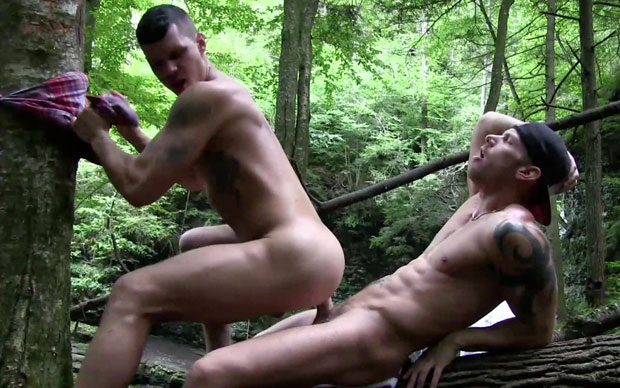 Shane Frost and Tate Ryder - RawFuckClub.com