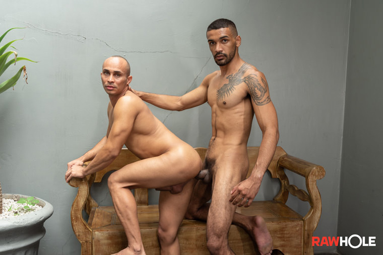 Gustavo and Kaliu - Raw Hole