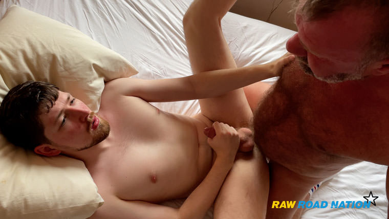 Pete Masters and Bob Steel - Raw Road Nation
