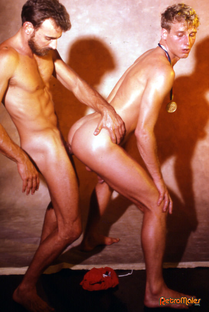 Leo Ford and Al Parker - Retro Males