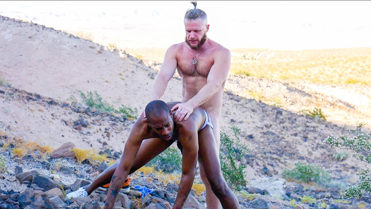 Brian Bonds and August Alexander - Risky Fuckers