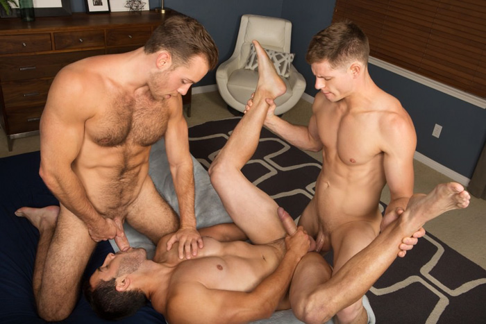 Randy, Dean and Cory - Sean Cody