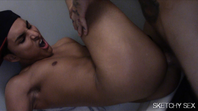 Dax Daniels, Rico, Bentley, Landon Wright, Joel, Matie, Sasha and Marco Montgomery - Sketchy Sex