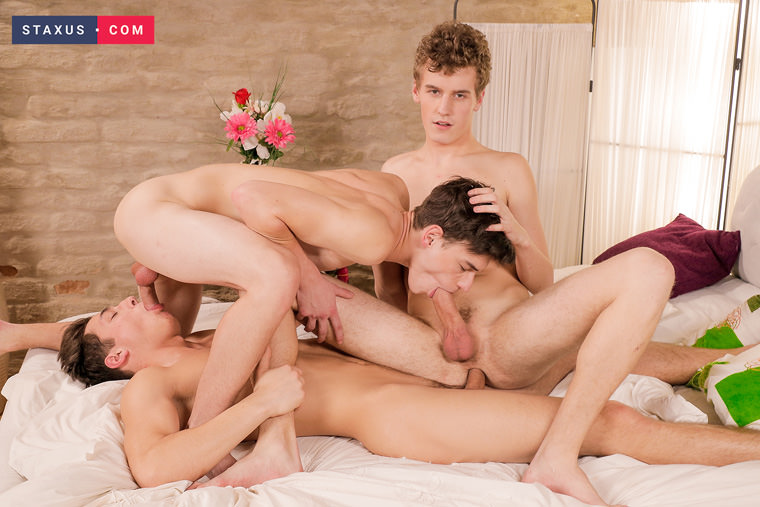 Jake Williams, Johny Walsh and Nick Fox - Staxus
