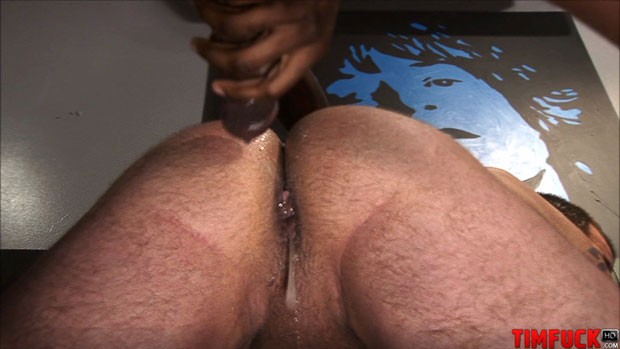 Watch Brad Rioux and Hot Rod have bareback sex at TIMFuck