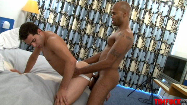 Watch Bruno Knickerbocker and Justin Cox have bareback sex at TIMFuck