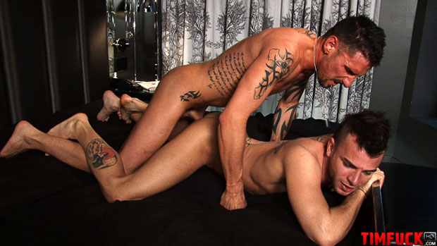 Watch Erik Grant and Lukas Cipriani have bareback sex at TIMFuck