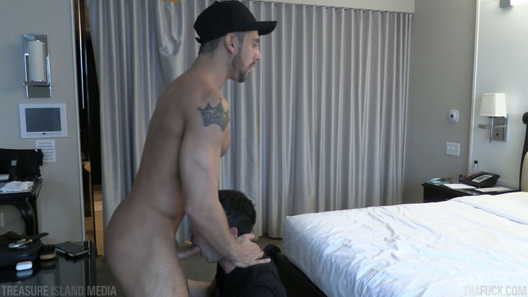 Jarrett Moon and Zac Snow - TIMFuck