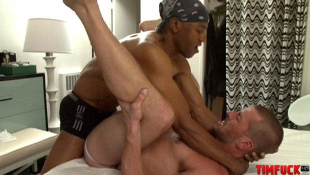 Watch Jerry Stearns and Joe Rocco have bareback sex at TIMFuck