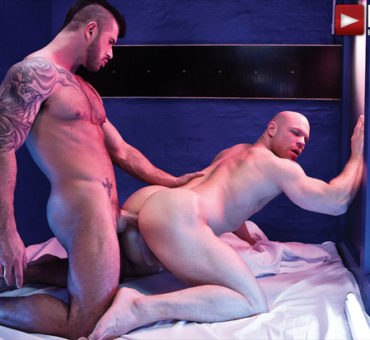 Adam Killian Makes his Bareback Porn Debut at Lucas Entertainment