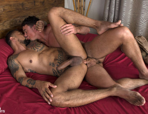 Guys In Sweatpants: Cade's Bank Deposit (Boomer Banks and Cade Maddox)