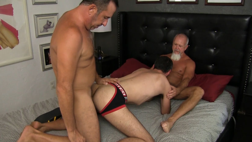 Victor Cody has Launched His New Bareback Porn Site at VictorCodyXXX.com
