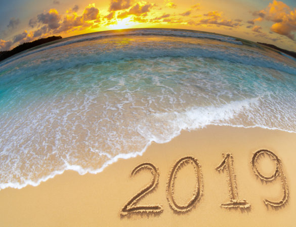 Happy New Year – Brad's New Year's Resolution for 2019