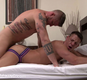 Sexy Guy with a Smooth Ass gets Barebacked by a Hairy Stud with a Nice Cock