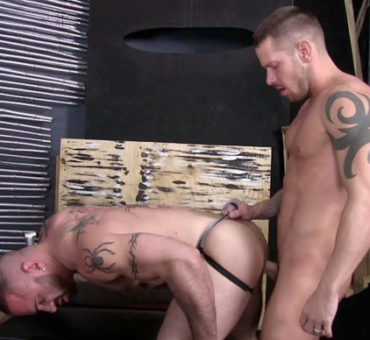 Latin Stud Hungry for Raw Cock gets What He Wants at Raw Fuck Club