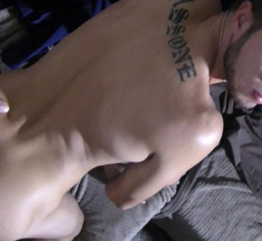 New Resident at Boys Halfway House gets His Sweet Ass Smashed Bareback