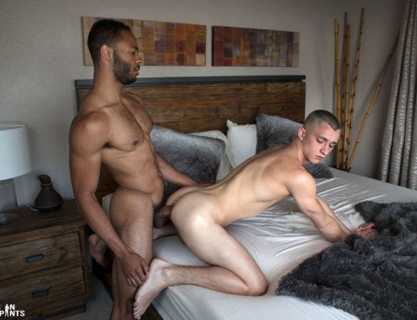 Guys In Sweatpants: Flirting Fuck Buddies (Theo Brady and Rooney Marx)