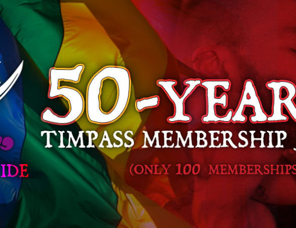 Treasure Island Media Celebrates 50 Years of Pride + Special Offer